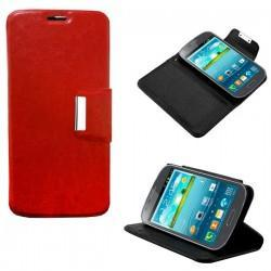 Funda Flip Cover Samsung i8730 Galaxy Express Liso (colores)