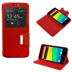 Funda Flip Cover BQ Aquaris E4.5 (colores)