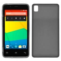 Funda Silicona BQ Aquaris E4.5 (colores)