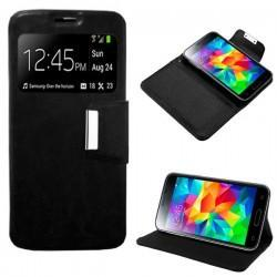 Funda Flip Cover Samsung G800F Galaxy S5 Mini (colores)