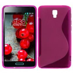 Funda Silicona LG P710 Optimus L7 II (colores)