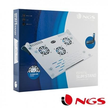 Soporte Ventilador Ordenadores Portátiles NGS