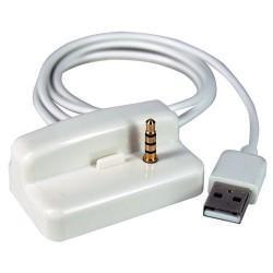 Cargador USB para Apple iPod Shuffle 2 segundo 3 de 3 ª generación 2G