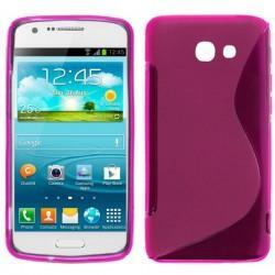 Funda Silicona Samsung G3815 Galaxy Express 2 (colores)