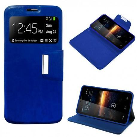 Funda Flip Cover Vodafone Smart 4 Turbo (colores)