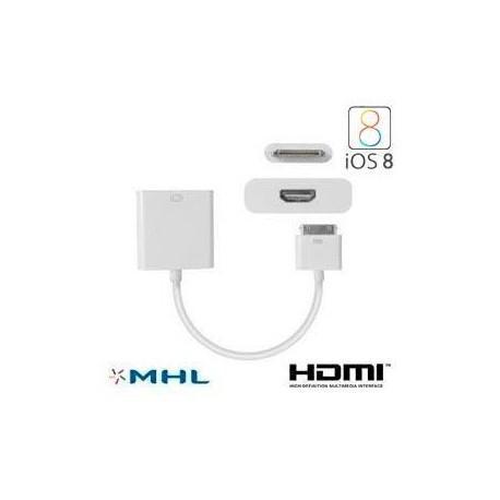 Cable Adaptador iPhone / iPad a HDMI
