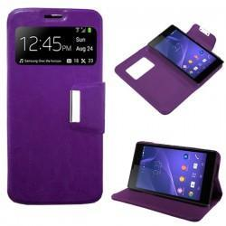 Funda Flip Cover Sony Xperia T3 (colores)