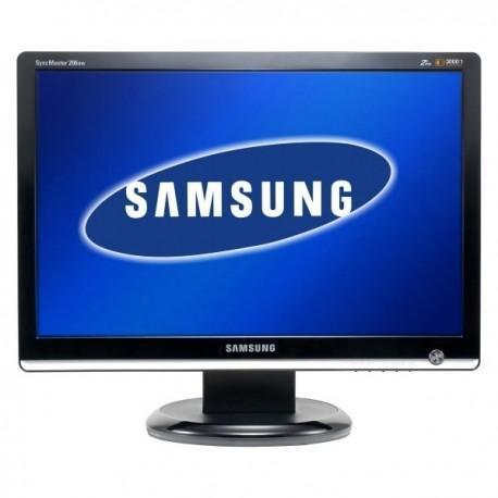 Reparación monitor Samsung 206bw