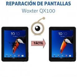 Reparación táctil Woxter QX100