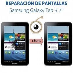 Cambio Cristal y Táctil Galaxy Tab 3 7.0 P3110/P3200/P3210