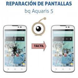 Cambio de tactil bq Aquaris 5