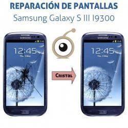 Reparación cristal Galaxy S III I9300