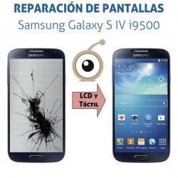 Reparación pantalla Galaxy S4 i9500/i9505