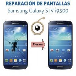Reparación cristal Galaxy S4 i9500/i9505