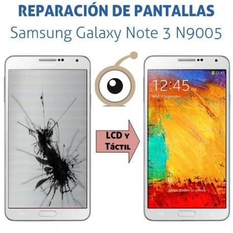 Reparación Pantalla Samsung Galaxy Note 3 N9005