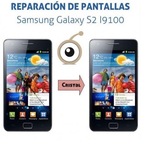Reparación cristal Galaxy S2 I9100