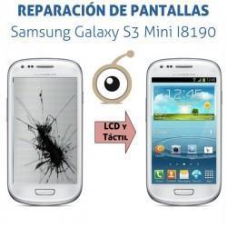 Reparación Pantalla Samsung Galaxy S3 mini i8190