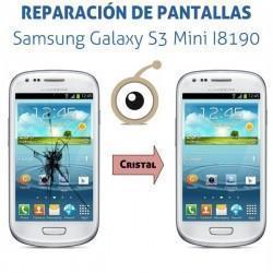 Reparación cristal Samsung Galaxy S3 mini i8190