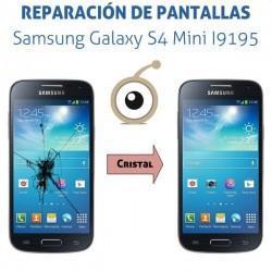 Reparación cristal Galaxy S4 mini i9195