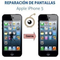 Reparación Pantalla iPhone 5