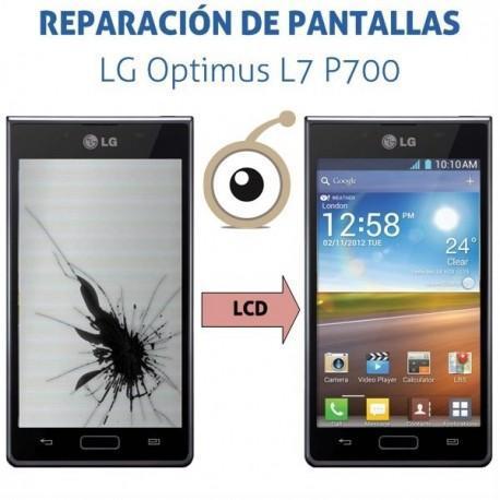 Cambio LCD LG P700 Optimus L7