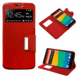 Funda Flip Cover BQ Aquaris E6 (colores)