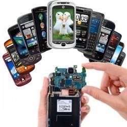 Recuperación datos en smartphone