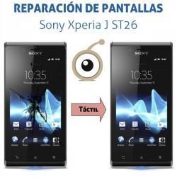 Reparación táctil Xperia J ST26