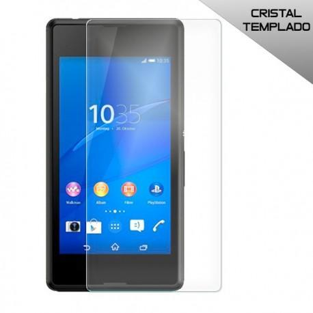 Protector Pantalla Cristal Templado Sony Xperia E3
