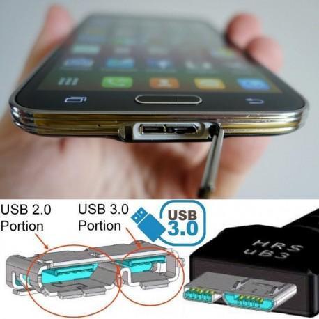 Reparación puerto de carga minicro-USB 3.0