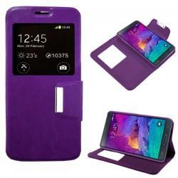 Funda Flip Cover Samsung Galaxy Note 4 (colores)