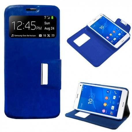 Funda Flip Cover Sony Xperia Z3 Compact (colores)