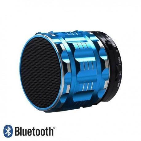 Altavoz Música Bluetooth Universal Cilindro (colores)
