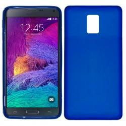 Funda Silicona Samsung Galaxy Note 4 (colores)