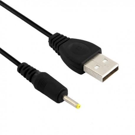 Cable USB a Jack DC de 2,5 mm