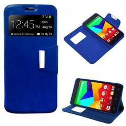 Funda Flip Cover BQ Aquaris E5 4G (colores)