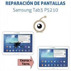 Reparación pantalla táctil Samgung Tab 3 P5200 P5210 P5220