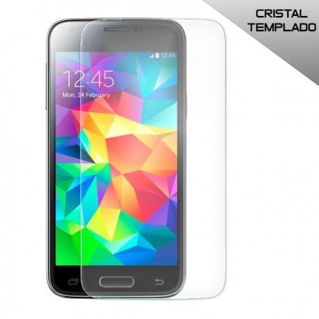 Protector de pantalla de cristal templado válido para Samsung G800F Galaxy S5 Mini