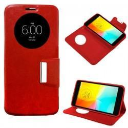 Funda Flip Cover para LG L Fino D290N (colores)