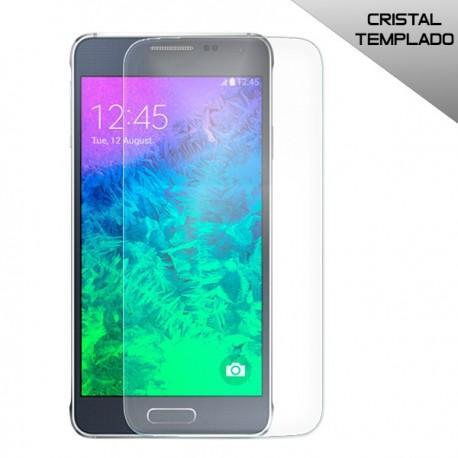 Protector de pantalla de cristal templado para Samsung G850 Galaxy Alpha.