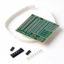 Kit Prácticas Soldadura SMD en PCB