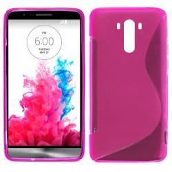 Funda Silicona LG G3 (Colores)