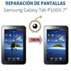 Reparación pantalla táctil Samgung TAB P1000