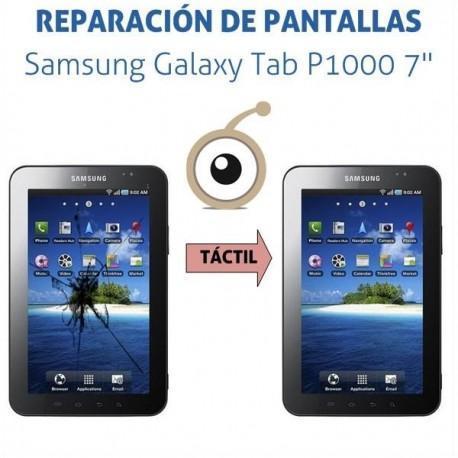 Reparación pantalla táctil Samgung P1000