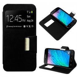 Funda Flip Cover Samsung J100H Galaxy J1 (colores)