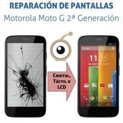 Cambio pantalla completa Moto G 2ª Generación