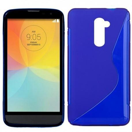 Funda Silicona LG L Bello (Colores)