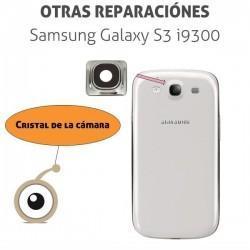 Cambio lente cámara Galaxy S3 i9300