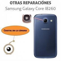Cambio lente cámara Galaxy Core I8260