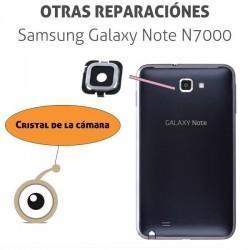 Cambio lente cámara Note N7000 i9220